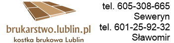 Brukarstwo Lublin – Usługi brukarskie